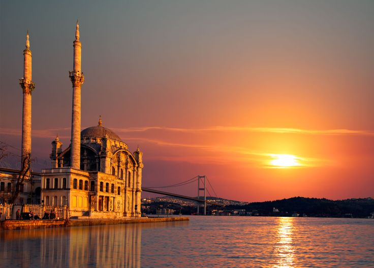 Ortakoy is one of Istanbuls' best and most fun areas to discover the city's vibrant nightlife with lots of bars and restaurants in lovely narrow streets.
