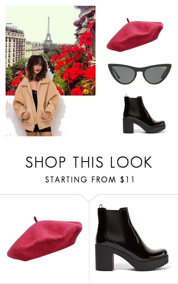 """#3"" by chloe-pickering on Polyvore featuring M&Co, Victoria, Victoria Beckham, Prada and I.AM.GIA"