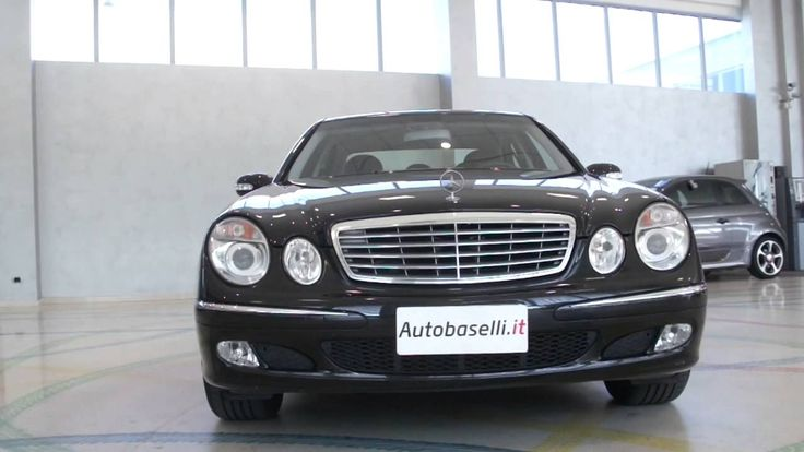 Mercedes E220 CDI - Autobaselli.it