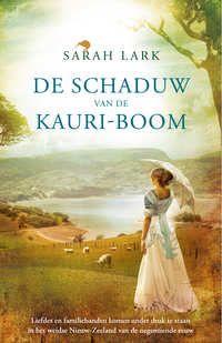 De Schaduw Van De Kauri-Boom - Sarah Lark- boek cover voorzijde