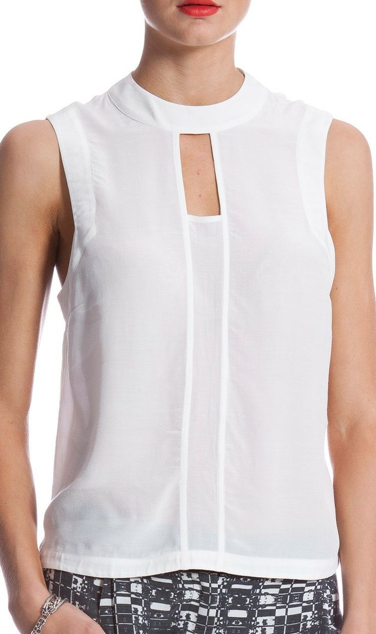AlibiOnline - Visionary Top by WHITNEY PORT for COOPER ST, $99.95 (http://www.alibionline.com.au/visionary-top-by-whitney-port-for-cooper-st/)