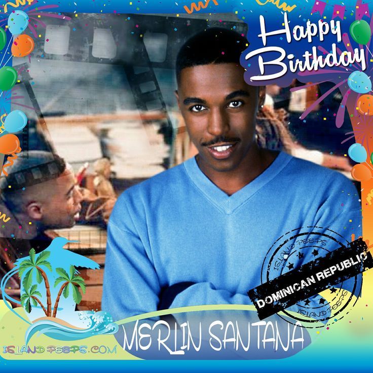 "Happy Birthday Merlin Santana!!! Born to parents from the Dominican Republic, this actor is best known for playing Stanley on the ""Cosby Show"" & Romeo on the ""Steve Harvey Show"" (March 14, 1976 - Nov 9th 2002) #RIP Today we celebrate you!!! #islandpeeps #islandpeepsbirthdays #cosbyshow #steveharveyshow #stanley #Romeo #Dominican #actor #rudy"