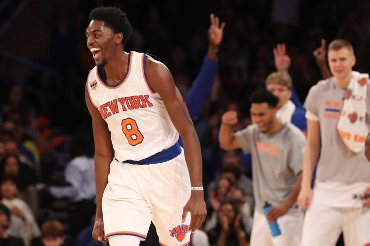 New York Knicks' Justin Holiday: The steal of the Derrick Rose trade