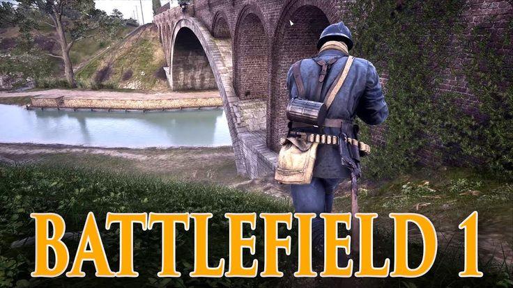 BATTLEFIELD 1 - Killing Machine 03 (Assault - Scout - Truck - Air Combat)