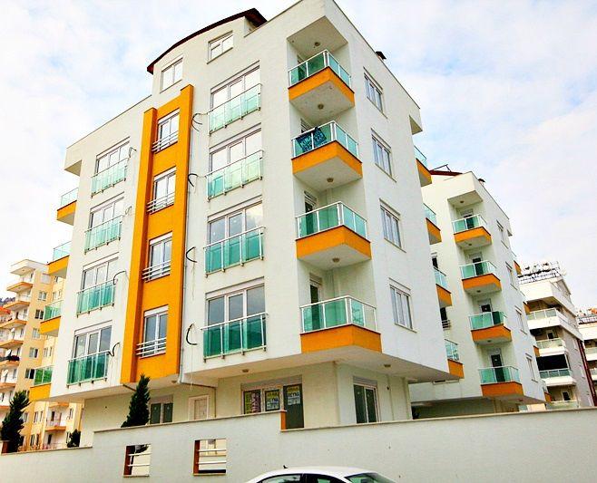 Wohnung 2+1 in Antalya