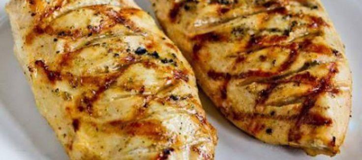 Grieks gemarineerde kipfilet met perfecte grillsmaak (BBQ)