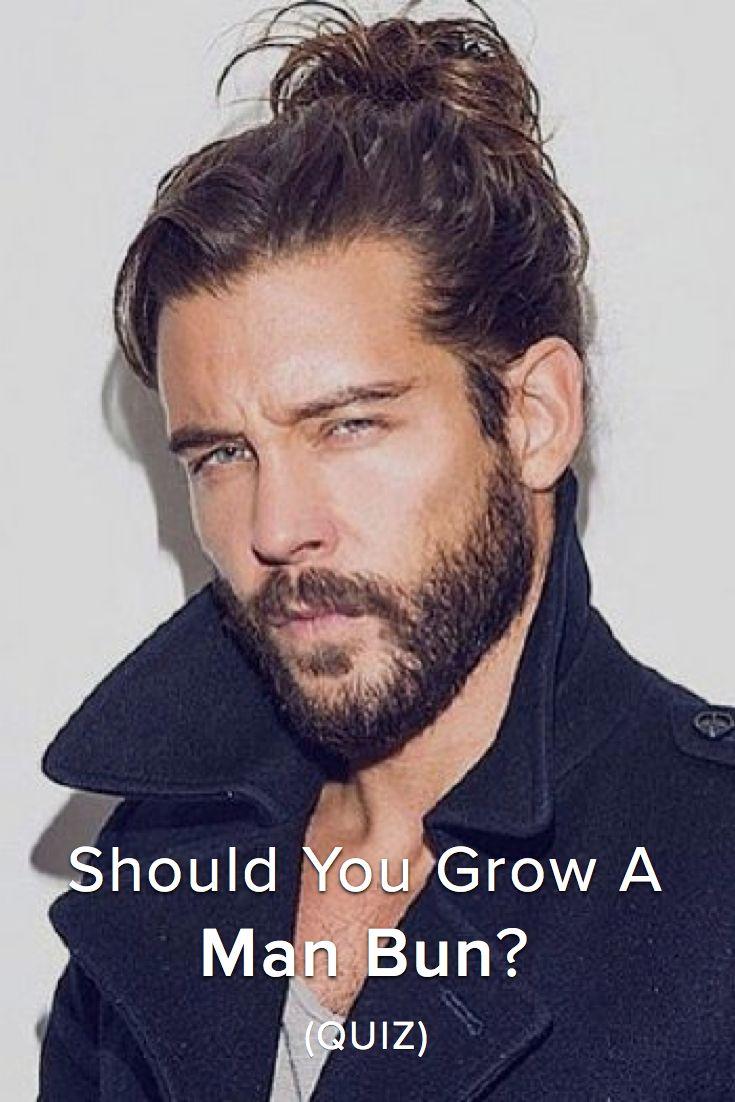 Quiz: Should You Grow A Man Bun?