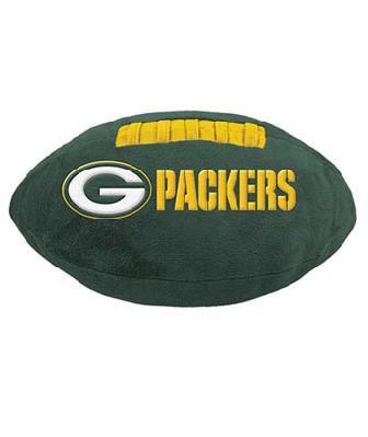 NFL Football Pillows PACKERS