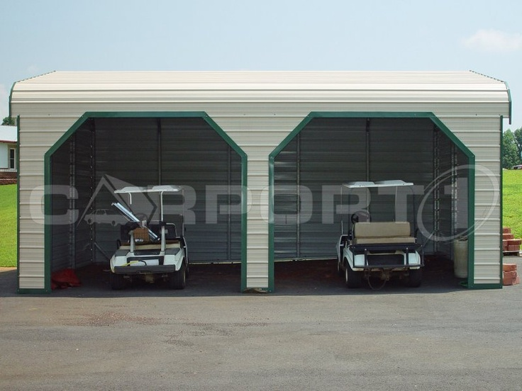 12 best images about metal garages steel garages metal for Mobile home garage kits
