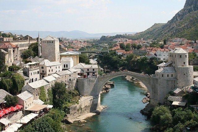 Старый мост (Мостар), Босния и Герцеговина - Путешествуем вместе