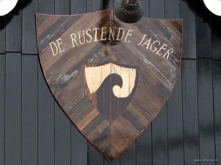 Restaurant De rustende jager, Formerum, Terschelling