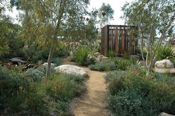 australian garden design - Google Search