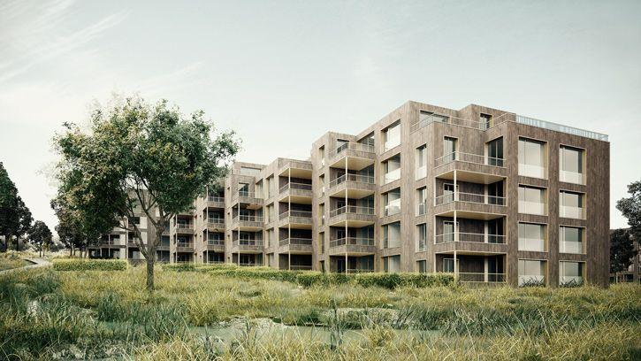 ffbk Architekten AG | Wohnüberbauung Baumschulareal Hauenstein
