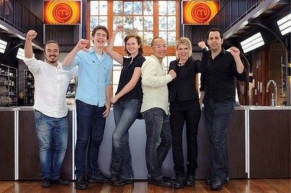 MasterChef Photo: Top 6 of MAsterchef Australia