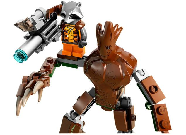 The best Groot toys that you can buy - and the best ones that you CAN'T. :(