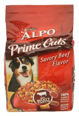 ALPO DOG FOOD PRIME CUTS SAVORY BEEF  Bag 4 lb *** Learn more by visiting the image link. (Note:Amazon affiliate link)