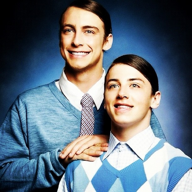 Step Brothers inspired-Mark & Craig McMorris