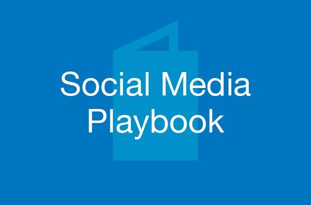 GDS (UK) social media playbook