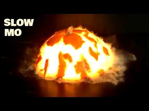 This is an incredible slow motion compilation of explosions in real life. They were filmed with Phantom V2010 slow motion camera with most shots taken up to ...