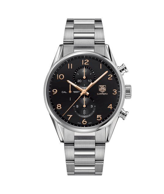TAG Heuer Carrera Calibre 1887 Automatic Chronograph 43 mm | CAR2014.BA0799 watch price