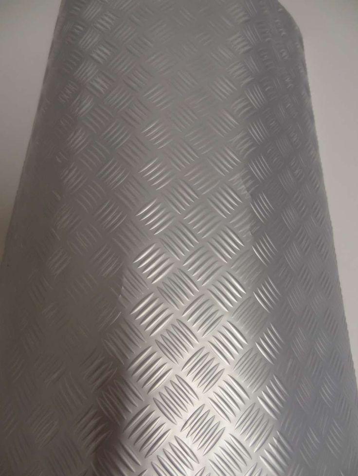 Plakfolie traanplaat zilver mat  Verkrijgbaar bij Deco Home Bos in Boxmeer. www.decohomebos.nl