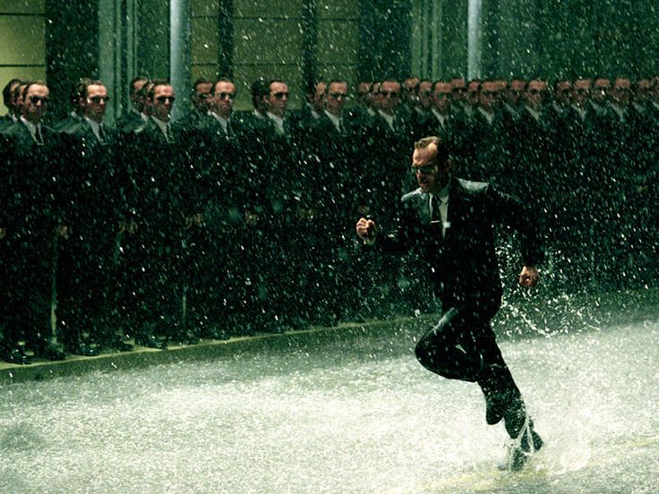 Movies Wallpaper Matrix Revolutions