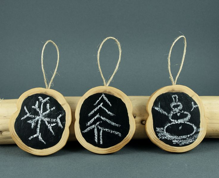 wood ornaments by morgod