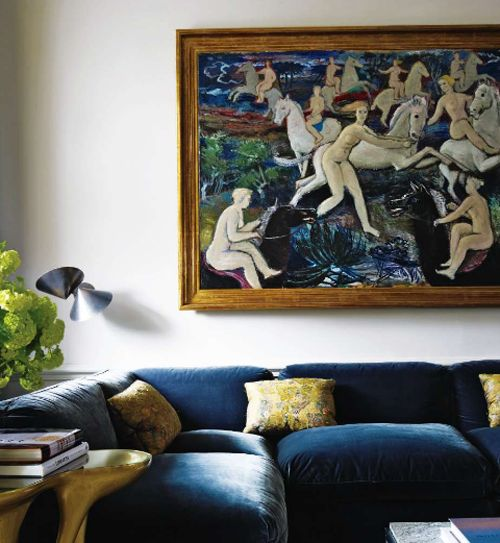 iu0027ll have the blue velvet couch please