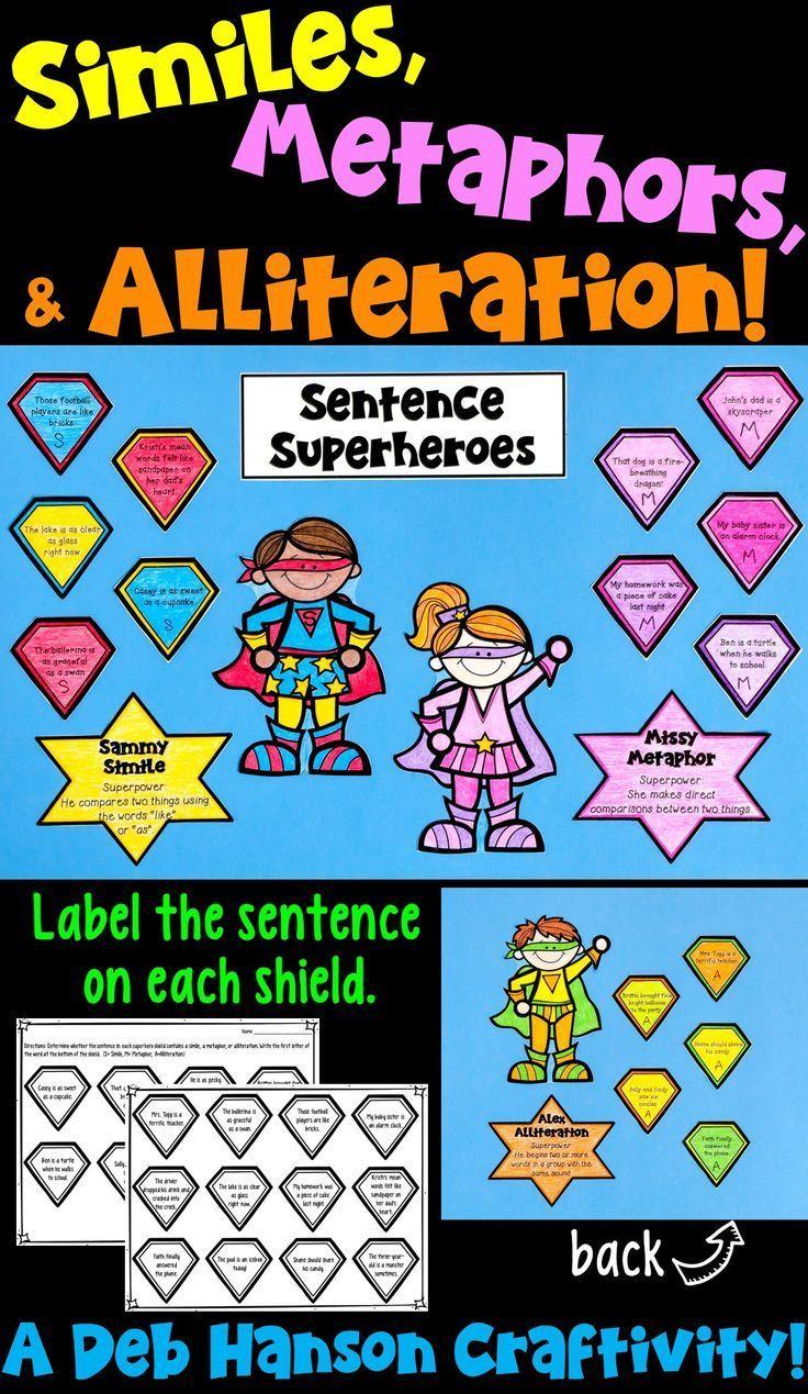 50 Metaphor Examples for Kids