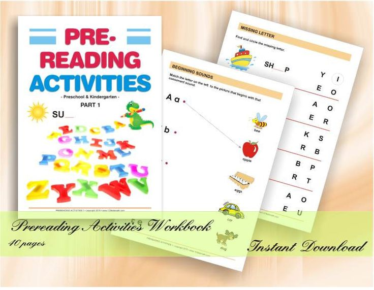 40 best Kindergarten activities and worksheets images on Pinterest ...
