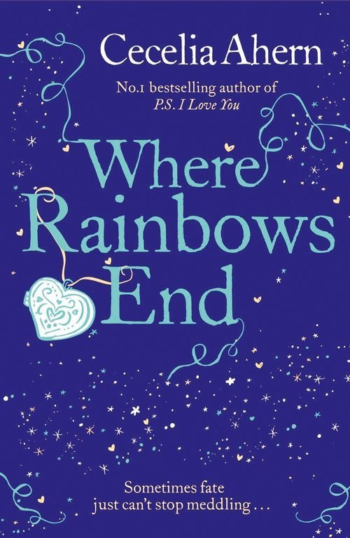 Where Rainbows End by Cecelia Ahern. I really love this book and can't wait for the movie to come out!