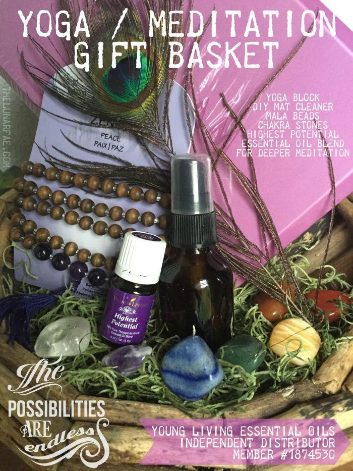 Best 25 Yoga Gift Basket Ideas On Pinterest Auction