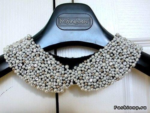 Collar de moda con suspensión Manos (Parte 1) | Collar de moda