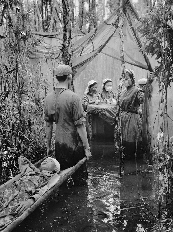 Ces Photos de la Guerre du VietNam vous ne les avez jamais vues (15)
