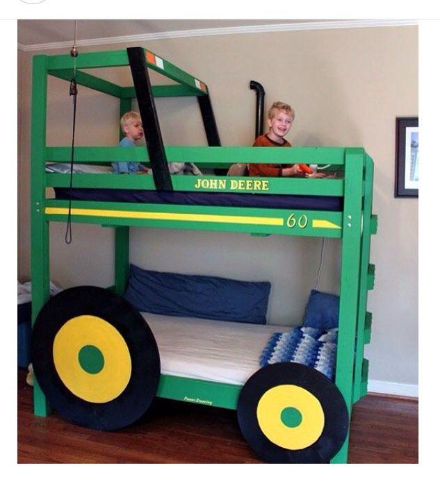 Traktorsäng