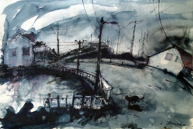 Kate Downie - #Artist - Gallery of Recent Work