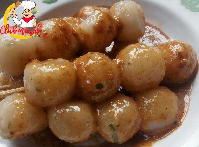 Resep Aneka Bumbu Cilok Gurih Dan Enak Club Masak Resep Masakan Masakan Indonesia Cemilan