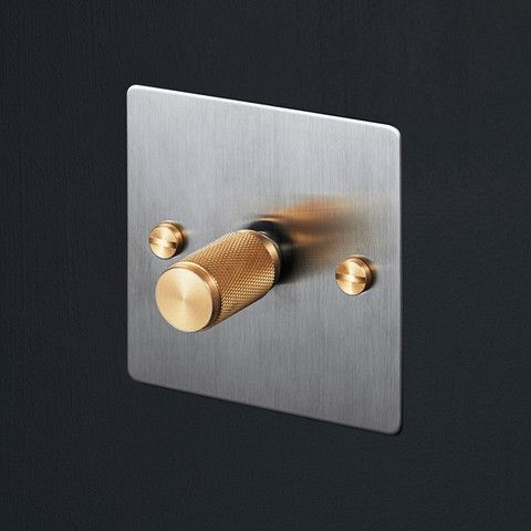 1G DIMMER / all finishes