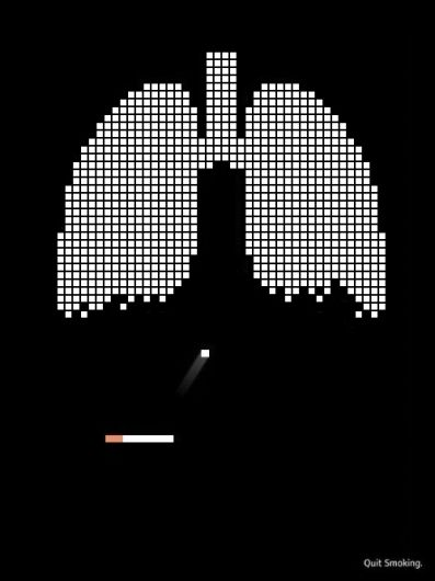 quit smoking...very clever design!