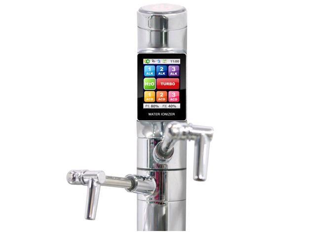 Tyent Turbo Water Ionizer Machine  -  WaterIonizer.com