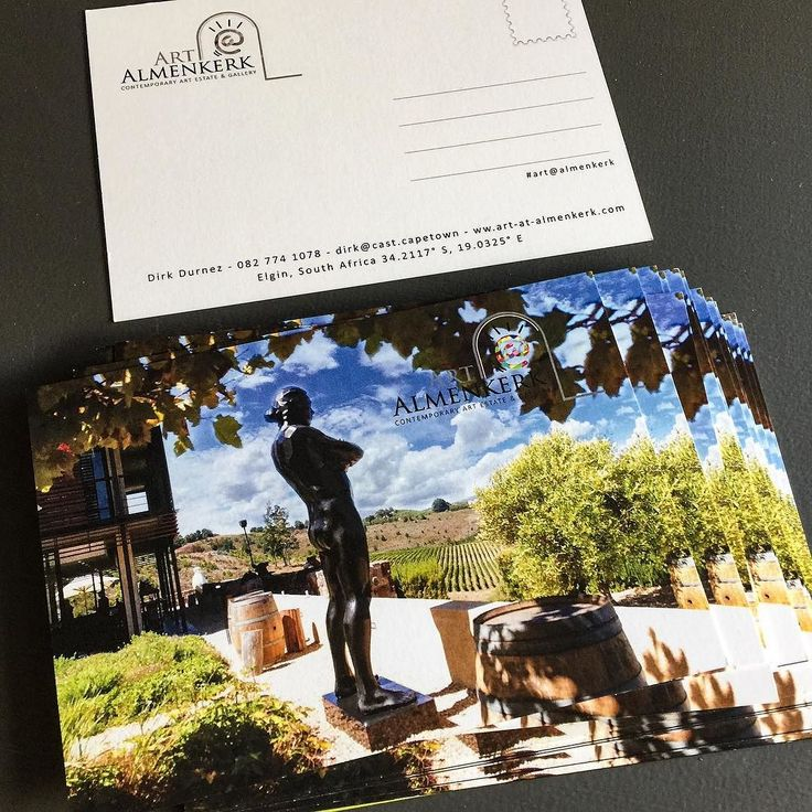 Love these new postcards for art@almenkerk! Be sure to visit @almenkerk wine estate this weekend for the Cool Wine & Country Food Festival 29 -30 April from 10am - 5pm. #almenkerk #art@almenkerk #art #sculpture #winetasting #food #festival #lifestyle #outdoors  #inspiration #beauty