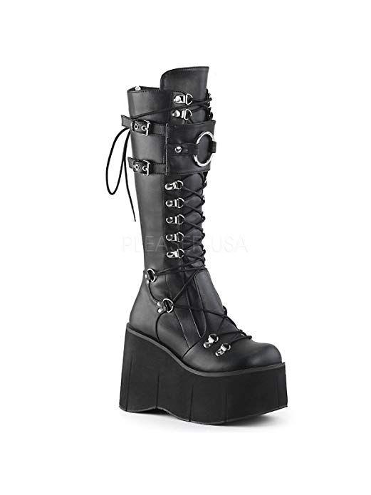 106c93f0f0a3 Demonia DEMONIAW Womens KERA-200 BVL Boots