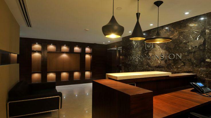 Harry Winston office BKC Mumbai. Products Deltalight - Belgium Tom Dixon & 25 best Offices: vis à vis Projects images on Pinterest | Blue ...