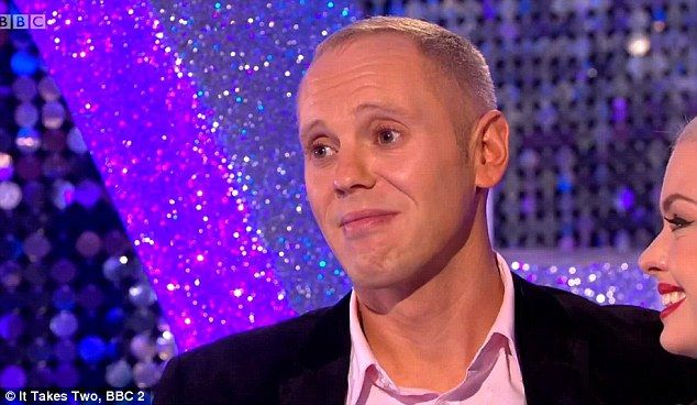 Emotional:Judge Rinder, 38, revealed the secret heartache that shrouded his much-lamented...