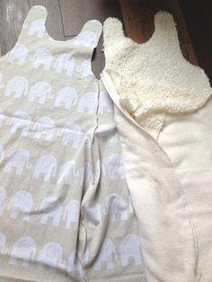 Babyschlafsack selber nähen - Handmade Kultur