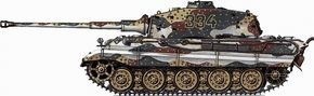 German Panzer Camouflage Patterns | PICS] Tiger II Camouflage Patterns