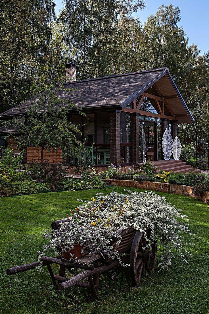 Casas rústicas por Николай Карачев