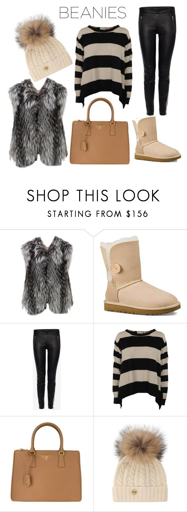 """Untitled #48"" by supysu ❤ liked on Polyvore featuring Louis Vuitton, UGG Australia, Alexander McQueen, STELLA McCARTNEY, Prada and Holland Cooper"