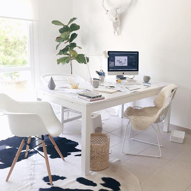 Sunday = desk day #workworkwork #houseofhawkes #dubaiblogger