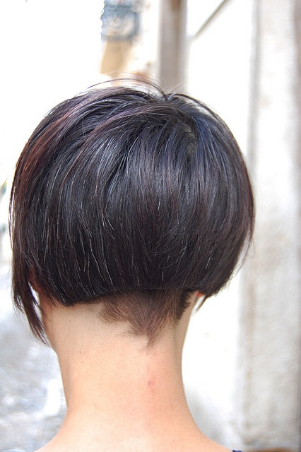 bob haircut by wip-hairport, something crazy cool about this
